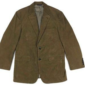 Brooks Brothers 1818 Madison Corduroy Jacket 42R